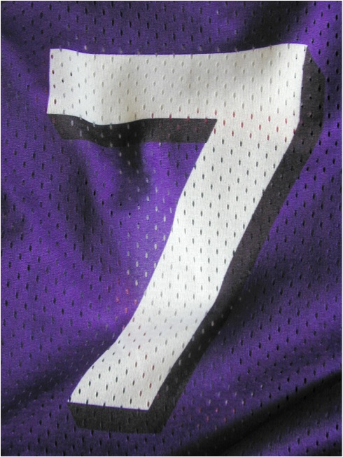 Purple Number 7